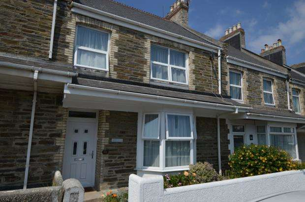 4 Bedrooms Terraced House for sale in Crantock Street, Newquay, Cornwall