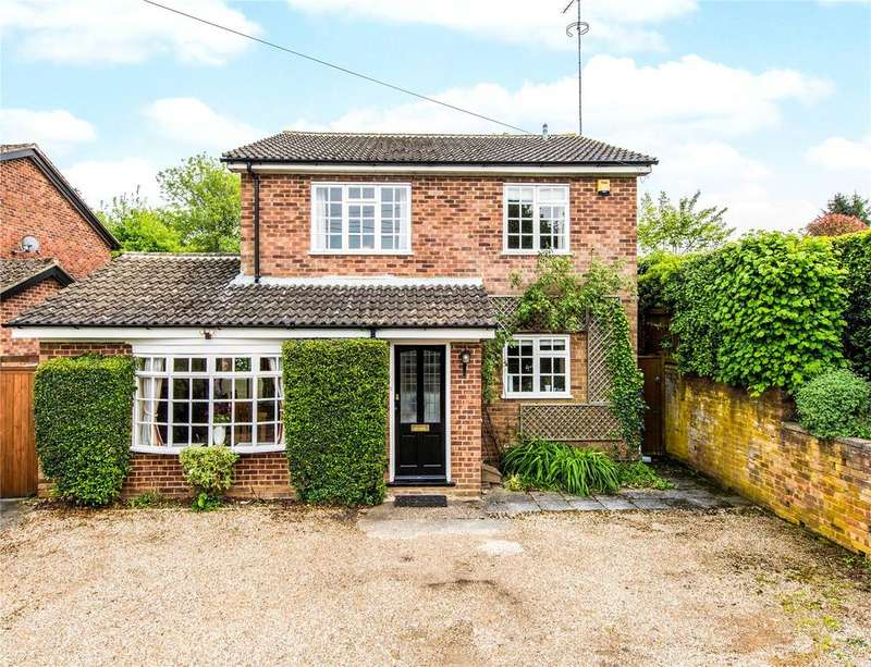 4 Bedrooms Detached House for sale in Whielden Lane, Winchmore Hill, Buckinghamshire, HP7
