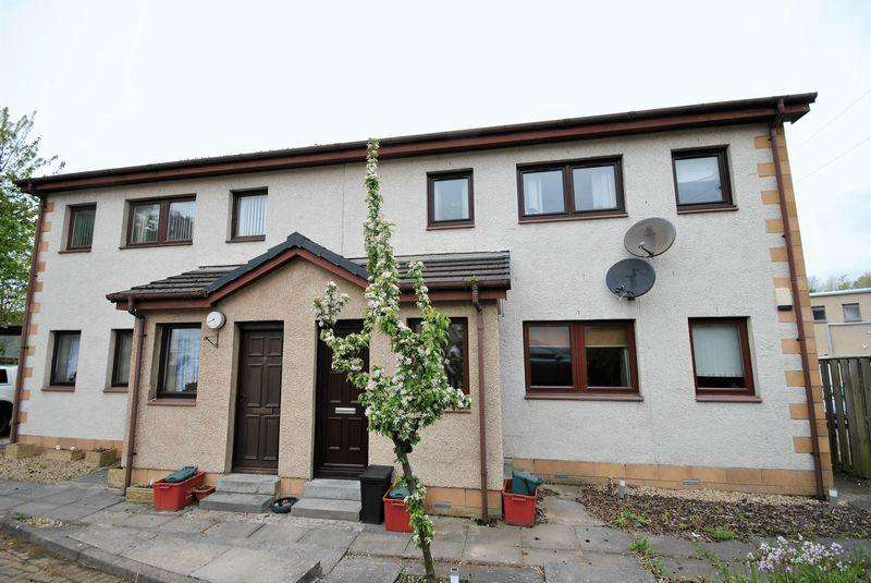 2 Bedrooms Flat for sale in 6 Moodie Court, Kilmarnock KA1 4DP