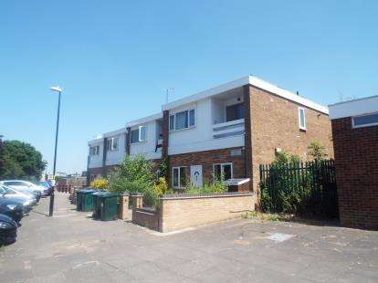 2 Bedrooms Flat for sale in Athol Road, Walsgrave, Coventry, West Midlands