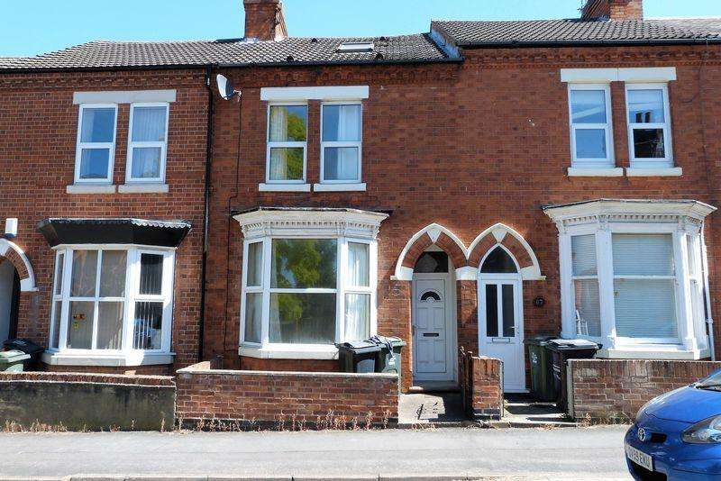 3 Bedrooms Terraced House for sale in Storer Road, Loughborough