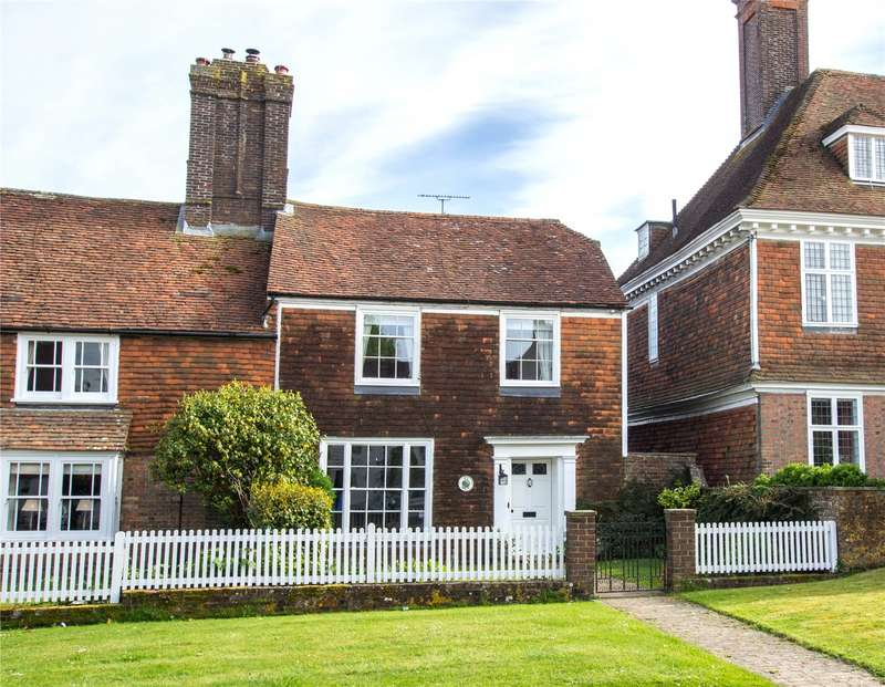 4 Bedrooms Semi Detached House for sale in High Street, Burwash