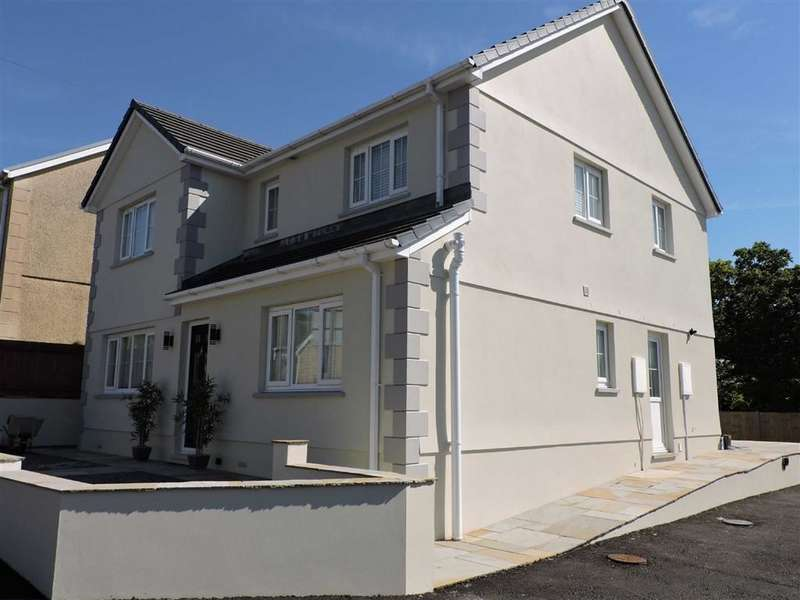 5 Bedrooms Detached House for sale in Heol Y Meinciau, Pontyates,Llanelli