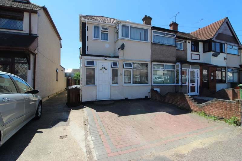 4 Bedrooms End Of Terrace House for sale in Second Avenue, Dagenham