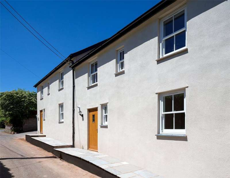 3 Bedrooms Semi Detached House for sale in Tuns Lane, Silverton, Exeter, Devon