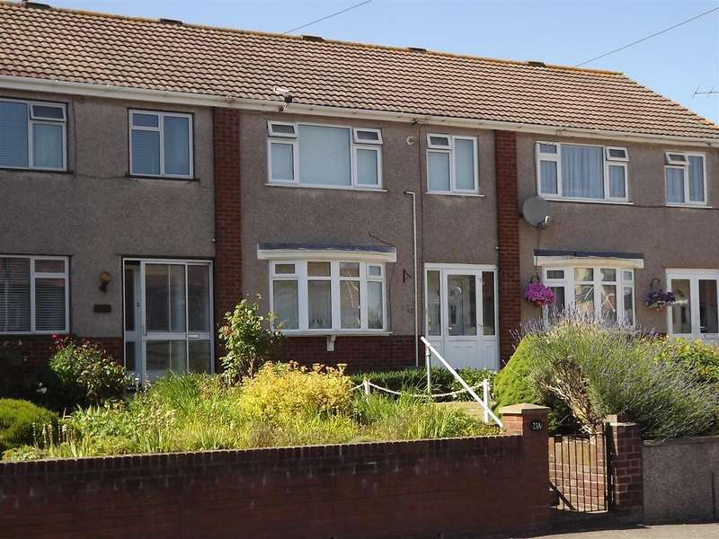 3 Bedrooms Terraced House for sale in Shellards Road, Longwell Green, Bristol, BS30 9DP