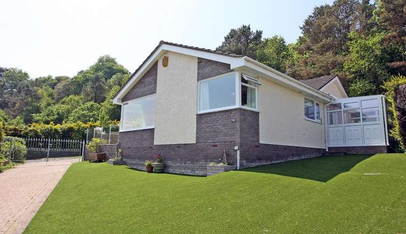 4 Bedrooms Detached Bungalow for sale in Cae Mair, Beaumaris, North Wales