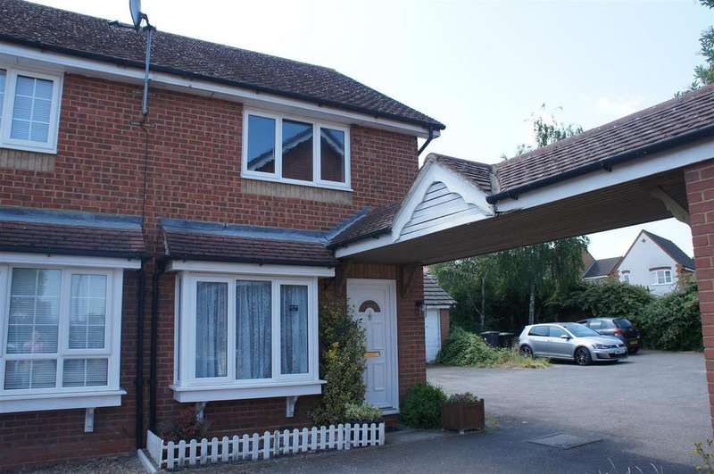 2 Bedrooms Town House for sale in Chandlers Close, Marston Moretaine, Bedford