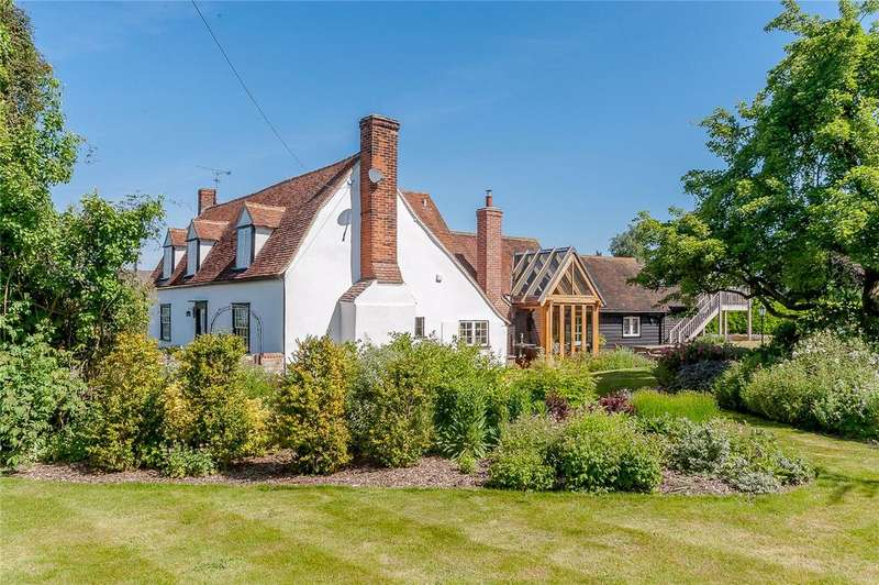 4 Bedrooms Detached House for sale in Sextons Lane, Great Braxted, Essex