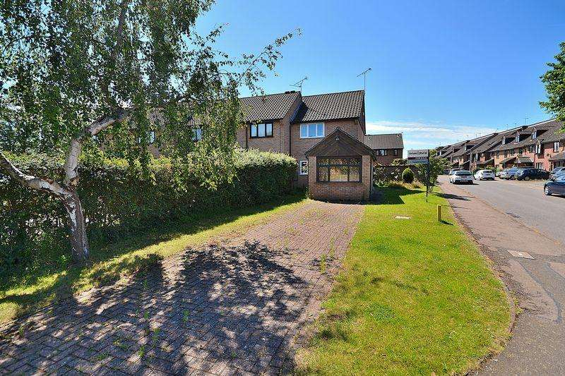 3 Bedrooms End Of Terrace House for sale in Wyngates, Leighton Buzzard