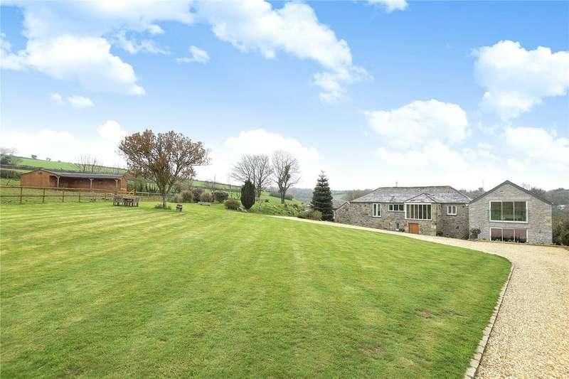 5 Bedrooms House for sale in Tresarrett, Blisland, Cornwall, PL30