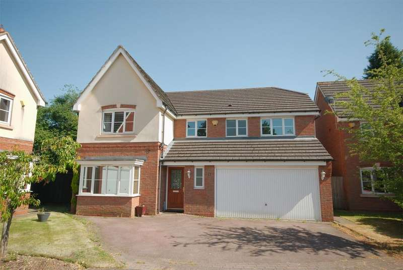 4 Bedrooms Detached House for sale in West View Court, SUTTON COLDFIELD, West Midlands