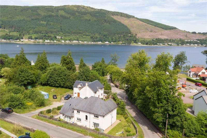4 Bedrooms Detached House for sale in The Orchard, Sandbank, Dunoon, Argyll and Bute