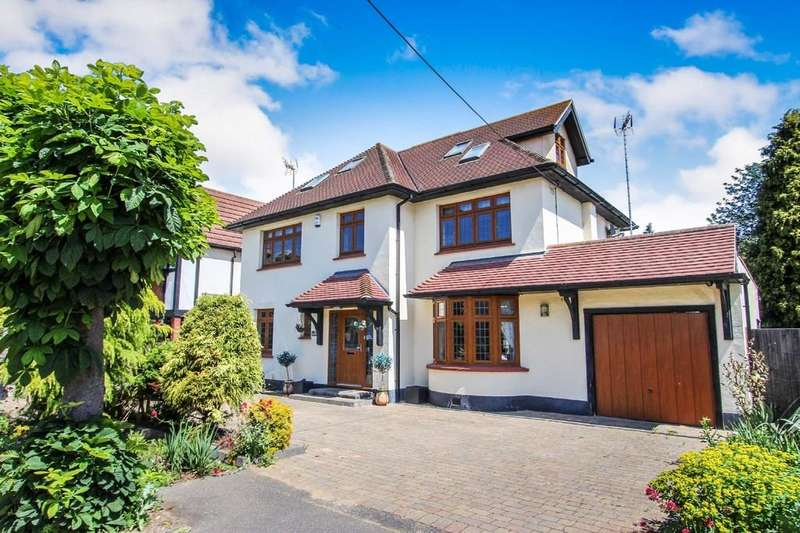 5 Bedrooms Detached House for sale in St. Andrews Road, Rochford