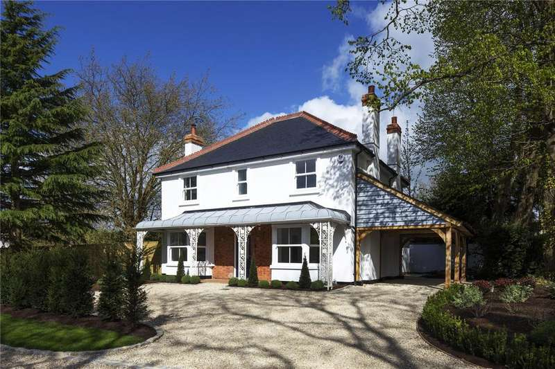 4 Bedrooms Unique Property for sale in Stoke Row Road, Peppard Common, Henley-on-Thames, Oxfordshire, RG9