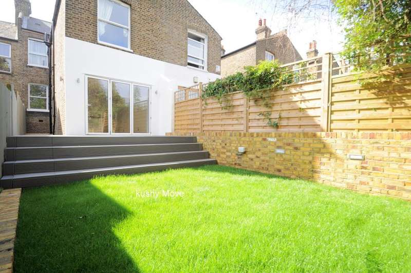 2 Bedrooms Flat for sale in Dunstans Road, East Dulwich, London, SE22 0ES