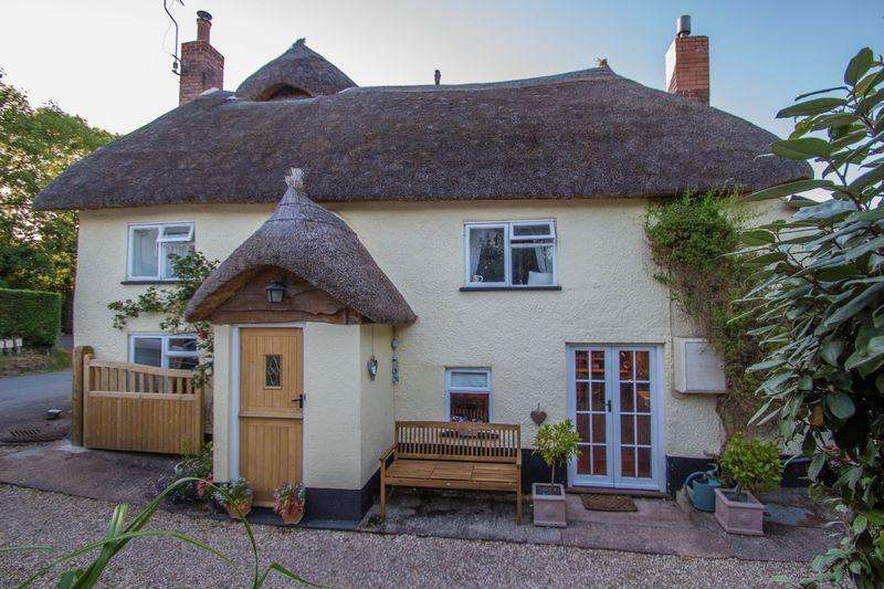 3 Bedrooms Cottage House for sale in Morchard Bishop, Crediton