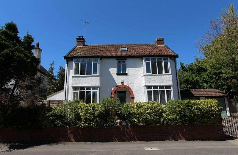 5 Bedrooms Detached House for sale in Wootton Park, Brislington, Bristol