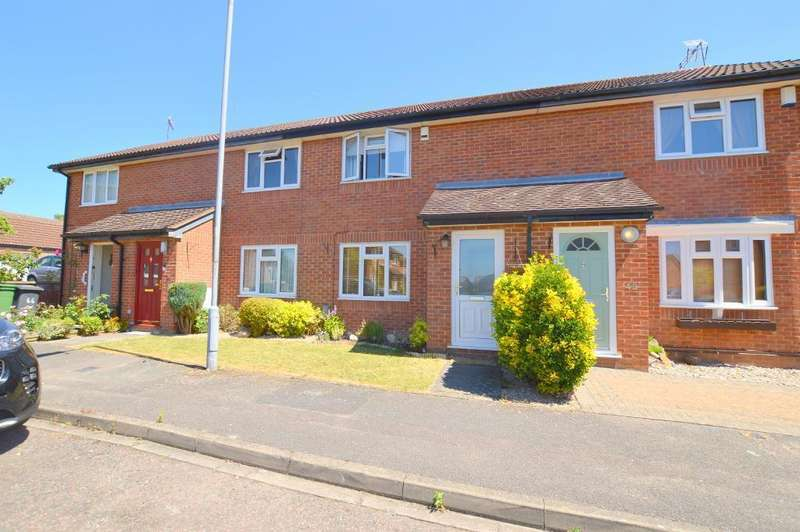 2 Bedrooms Terraced House for sale in Catesby Green, Barton Hills, Luton, LU3 4DR