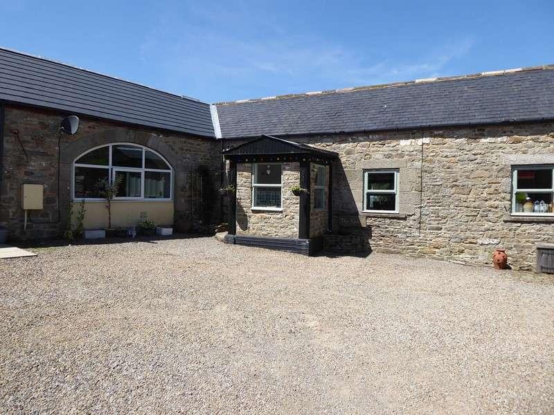 3 Bedrooms Property for sale in ,, Coanwood, Haltwhistle, Northumberland, NE49 0QL