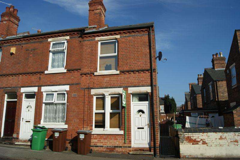 2 Bedrooms Terraced House for sale in Windermere Road, Forest Fields