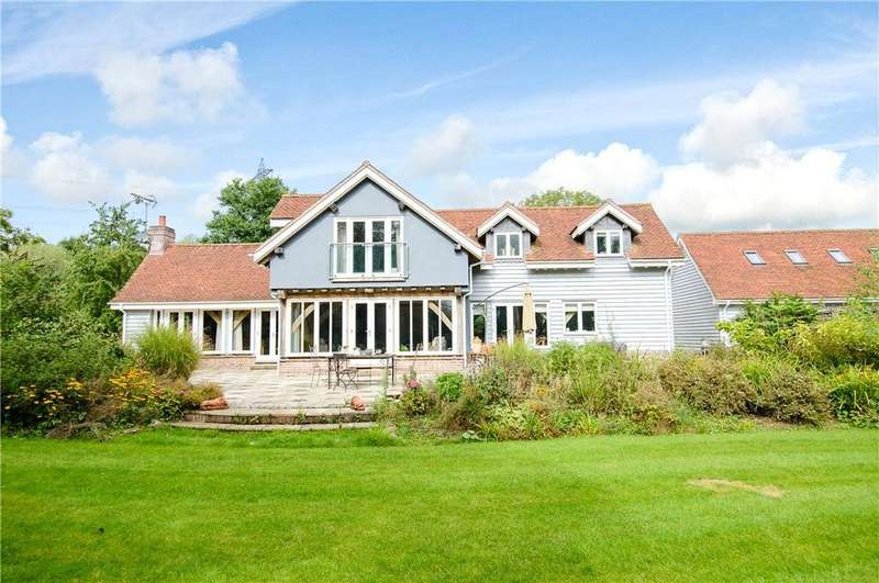 4 Bedrooms Detached House for sale in Park Green, Berden, Bishop's Stortford, CM23