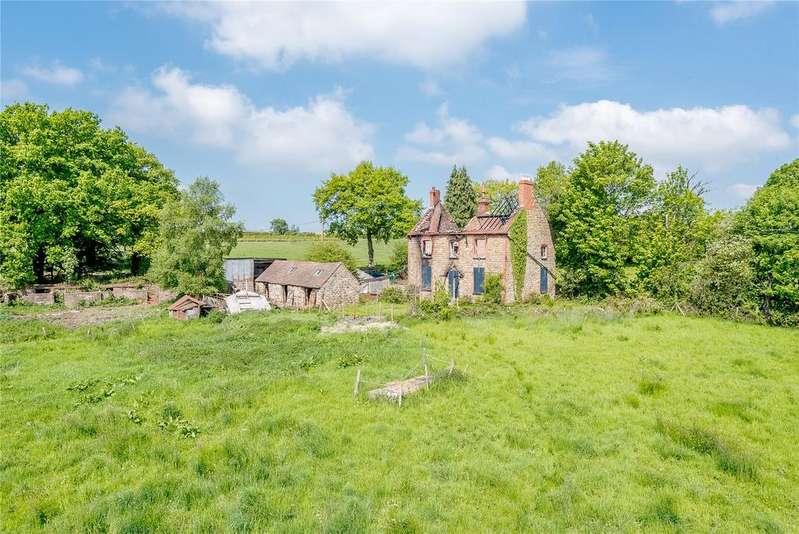 Detached House for sale in Cramer Gutter, Oreton, Kidderminster, Worcestershire