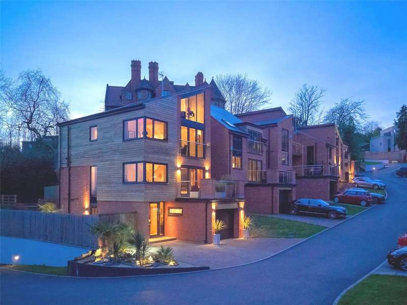 4 Bedrooms Detached House for sale in Springfield Pastures, Alexandra Park, Nottingham, NG3