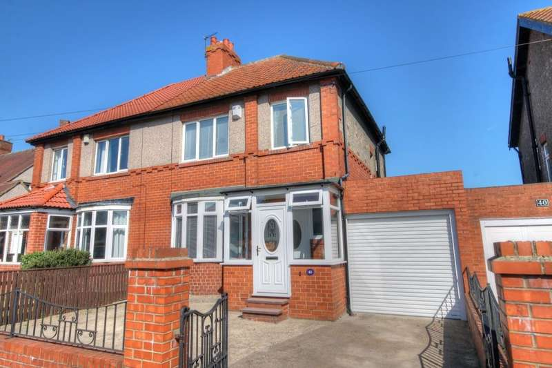 3 Bedrooms Semi Detached House for sale in Two Ball Lonnen, Fenham, Newcastle Upon Tyne, NE4