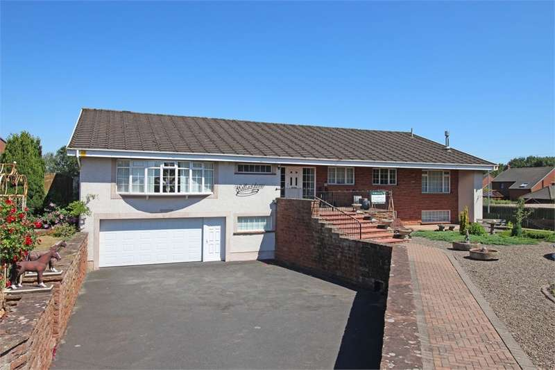 5 Bedrooms Detached House for sale in CA2 4UJ Newbiggin Road, Durdar, Carlisle, Cumbria