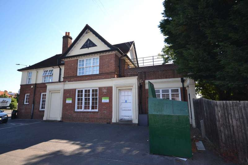 1 Bedroom Flat for sale in Star Road, Caversham