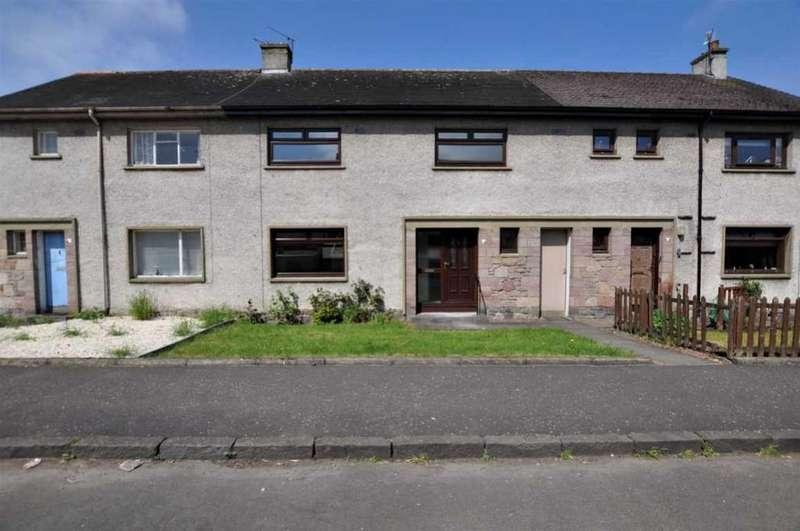 3 Bedrooms Terraced House for sale in Ochilview, Devonside