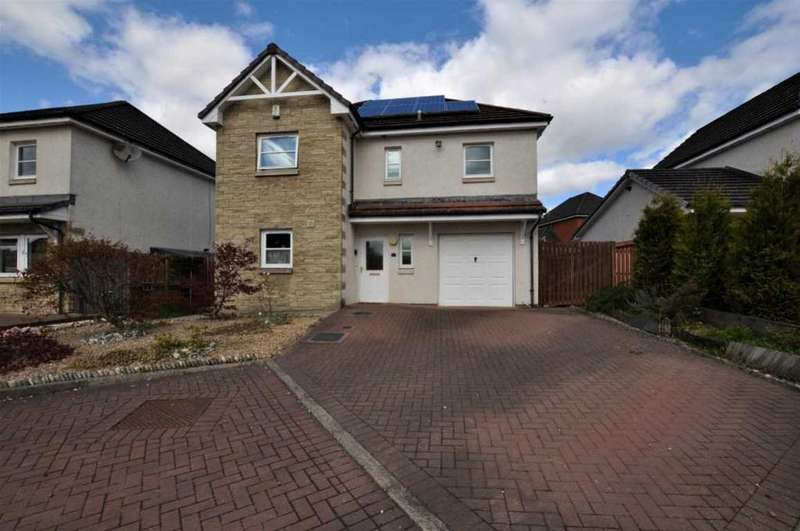5 Bedrooms Detached House for sale in 5 Whiteyetts Crescent, Sauchie Fk10 3gb, UK