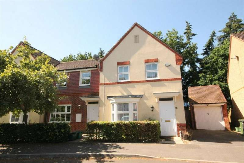 3 Bedrooms End Of Terrace House for sale in NEWBURY, Berkshire