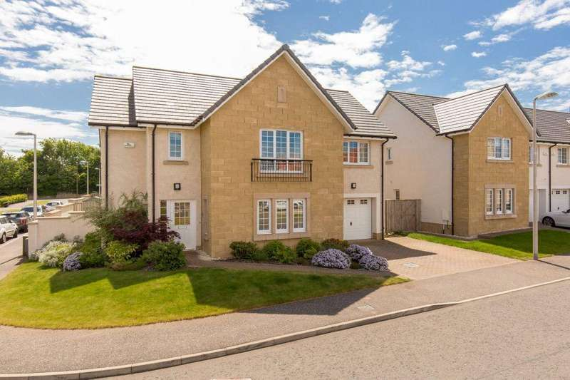 4 Bedrooms Detached House for sale in 11 Elginhaugh Gardens, Eskbank, EH22 3GZ