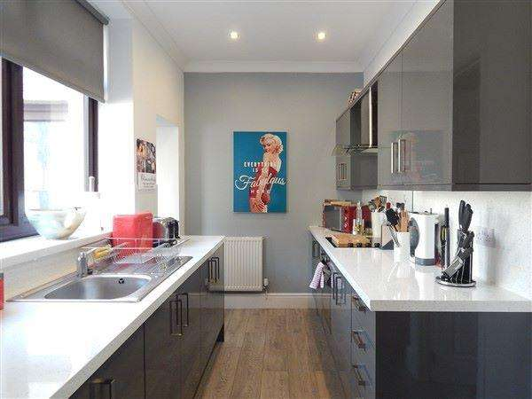 3 Bedrooms End Of Terrace House for sale in The Briars, Gladstone Street, Abertillery NP13 1NY