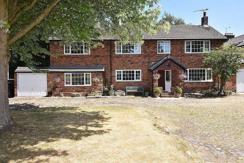 4 Bedrooms Cottage House for sale in Old Hall Farm, Runcorn Road, Moore