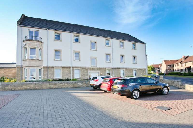 2 Bedrooms Flat for sale in Overton Road, Kirkcaldy