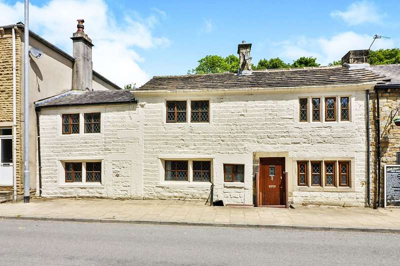 4 Bedrooms Terraced House for sale in Burnley Road, Todmorden, OL14