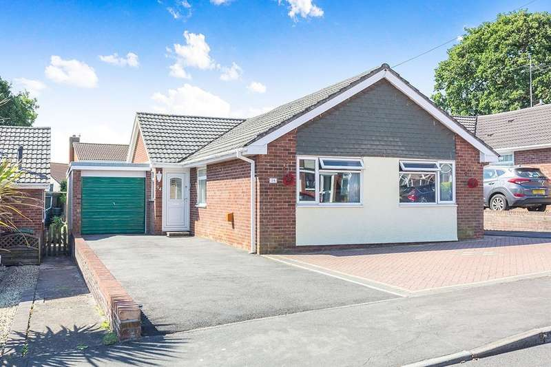 3 Bedrooms Detached Bungalow for sale in The Deans, Portishead, Bristol, BS20