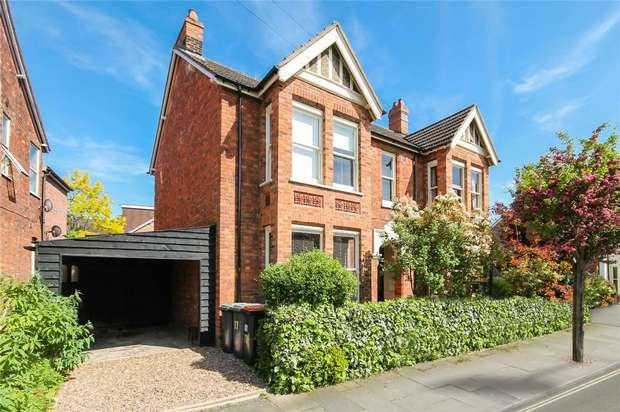 4 Bedrooms Semi Detached House for sale in Goldington Avenue, Bedford