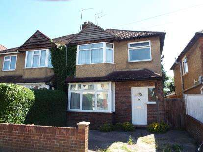 3 Bedrooms Semi Detached House for sale in Richmond Hill, Luton, Bedfordshire, England
