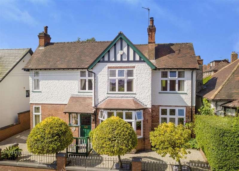4 Bedrooms Detached House for sale in Hope Street, Beeston, Nottingham