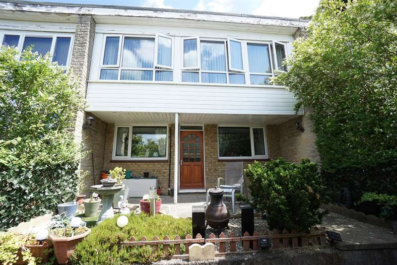 3 Bedrooms Terraced House for sale in Sands Close , Gleadless , Sheffield , S14 1QP