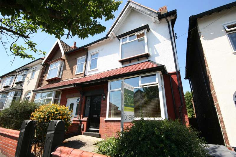 3 Bedrooms Semi Detached House for sale in Harrow Road, Wallasey, CH44 2BD