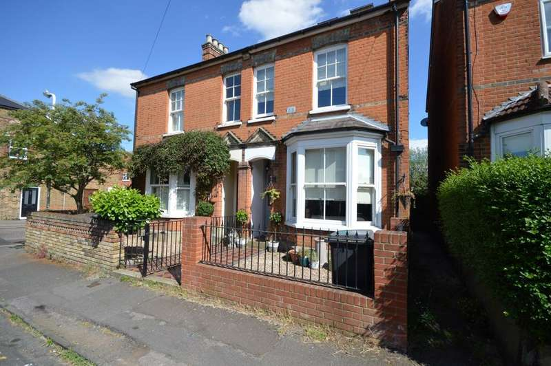 3 Bedrooms Semi Detached House for sale in Upper Roman Road, Chelmsford, CM2