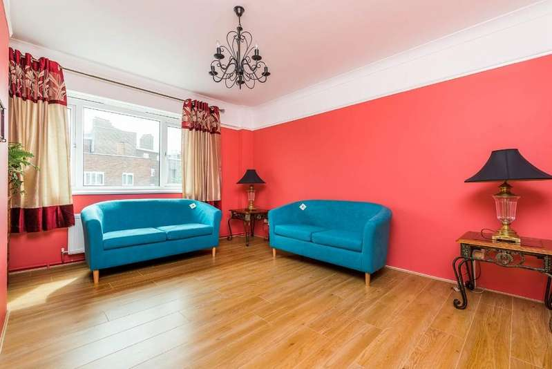 3 Bedrooms Apartment Flat for sale in Denmark Hill
