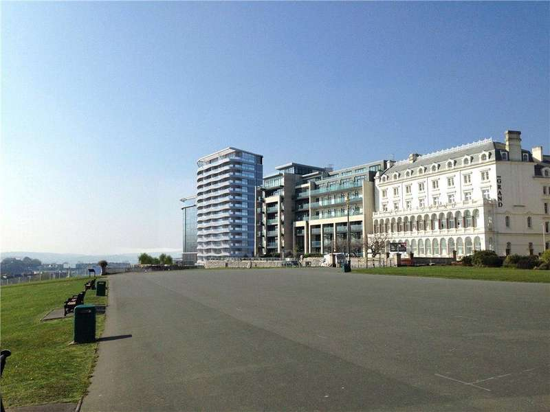 2 Bedrooms Apartment Flat for sale in Fifty Five, 1620 The Residences, Plymouth Hoe, Plymouth, Devon