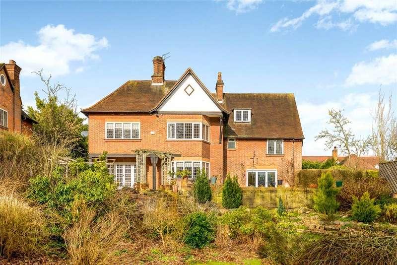 6 Bedrooms Detached House for sale in Kingsway, Chalfont St Peter, Gerrards Cross, Buckinghamshire
