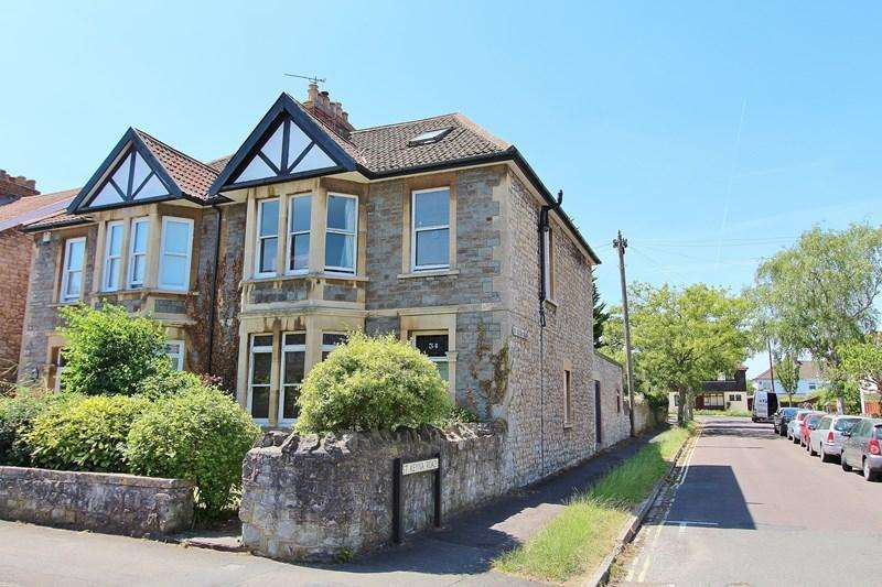 4 Bedrooms Semi Detached House for sale in West View Road, Keynsham, Bristol
